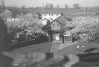 The opening ceremony for the Village Hall in 1933